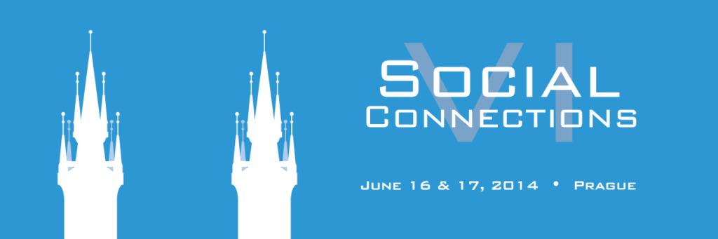 Social Connections VI logo (banner)