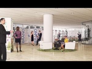 7a Odenplan Foyer