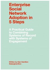 Enterprise Social Networking Adoption in 5 Easy Steps bookcover