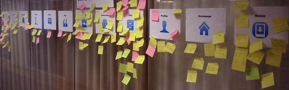 User feedback provided during SOCCNX VII in Stockholm