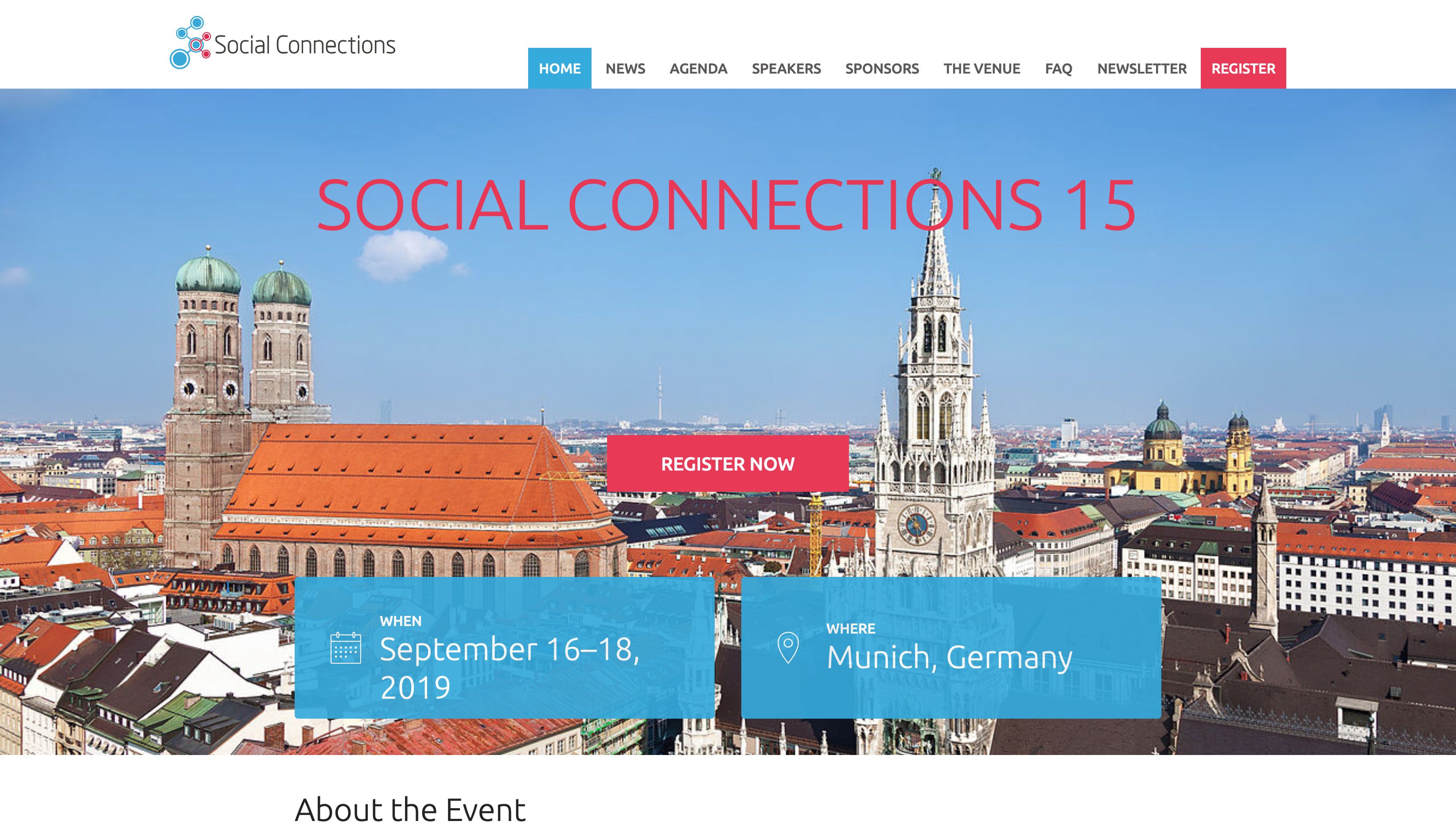 Social Connections - The independent worldwide Social